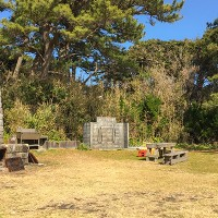 釜の下キャンプ場