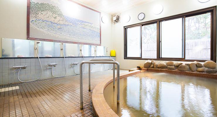 憩の家 お風呂